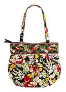 Vera Bradley Morgan Poppy Fields