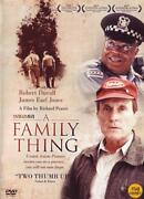A Family Thing DVD