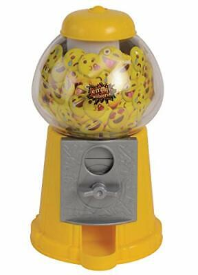 Bubble Gum Emoji Machine Bank with Gumballs Included Classic Candy Dispenser
