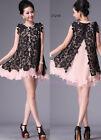 Babydoll Floral Dresses for Women