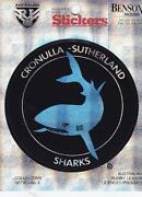 Cronulla Sharks Stickers