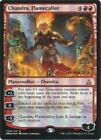 Chandra Flamecaller Promo Individual Magic: The Gathering Cards