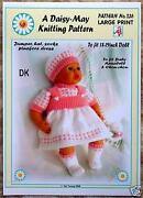Daisy May Knitting Patterns