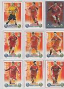 Match Attax 07 08 Cards