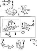 ABS Brake Pump Toyota