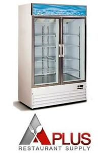 Glass door freezer ebay 2 door glass freezer planetlyrics Choice Image