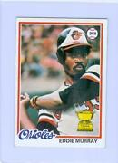 1978 Eddie Murray