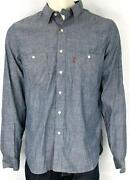 Levis Chambray Shirt