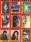 Alien Trading Cards