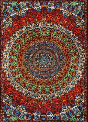 Grateful Dead Tapestry Ebay