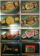 Wrestling Karten