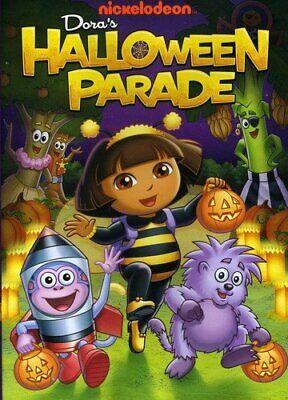 Dora The Explorer Dora's Halloween Parade (Dora the Explorer: Doras Halloween Parade (DVD,)