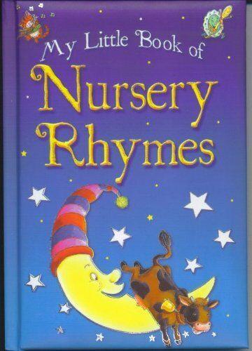 My Little Book Of Nursery Rhymes,- 9780709719748