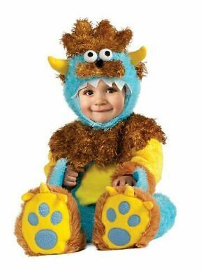 Baby Teeny Meanie Monster Costume Infant Halloween Fancy Dress Noah's Ark Collec](Baby Monster Costumes)