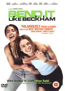 Bend It Like Beckham DVD (2002) Parminder Nagra