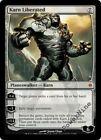 Colorless Karn Liberated Individual Magic: The Gathering Cards