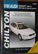 Volkswagen Passat Repair Manual