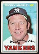 1967 Topps Mantle 150