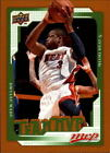 Miami Heat Single NBA Basketball Trading Cards