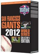 San Francisco Giants World Series DVD
