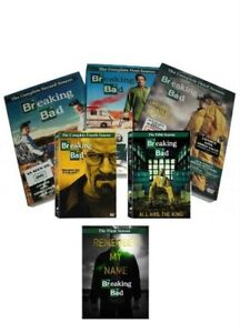 Breaking Bad, les 6 saisons (DVD)