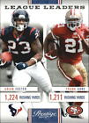 Frank Gore Football Trading Cards