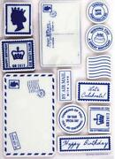 Postal Rubber Stamps