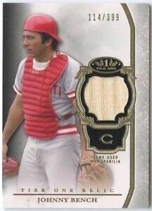 Johnny Bench Sports Mem Cards Fan Shop Ebay