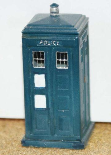 model telephone box
