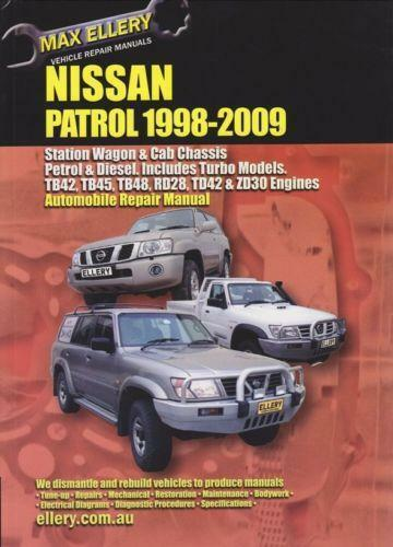 Nissan Patrol Y61 | eBay
