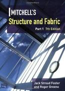 Mitchells Structure and Fabric