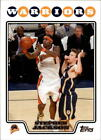Topps Stephen Jackson Basketball Trading Cards