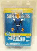 Legion of Super Heroes Figures