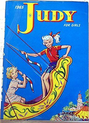 Judy For Girls 1965 [hardcover] D C Thomson