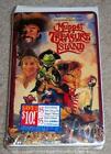 Muppet Treasure Island VHS