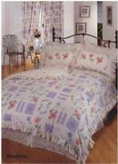 Frilled Duvet Cover