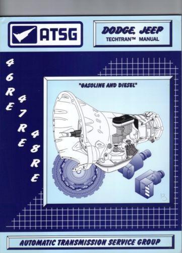 Atsg Manual