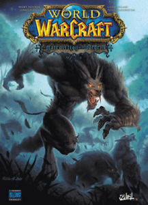 WORLD OF WARCRAFT # 15 LA MALÉDICTION DES WORGENS ÉTAT NEUF