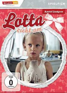 Lotta zieht um - Astrid Lindgren - DVD - Neu u. OVP