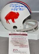 OJ Simpson Helmet