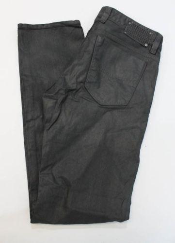 Black Wax Jeans Ebay