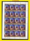 Full Sheet Art Postal Stamps