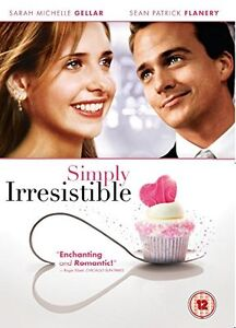 SIMPLY IRRESISTIBLE    UK DVD   NEW  SARAH MICHELLE GELLAR