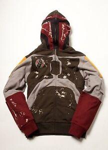 """Marc Ecko """"Fett For Real"""" - Star Wars/Boba Fett hoodie, New, size M Sydney City Inner Sydney Preview"""