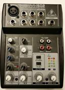 Behringer Powered Mixer