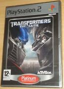 PS2 Transformers Game