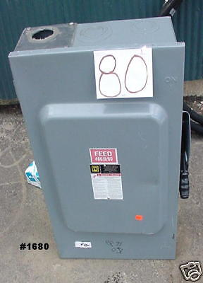 Electric Switch Box  460360