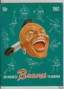 Milwaukee Braves Yearbook