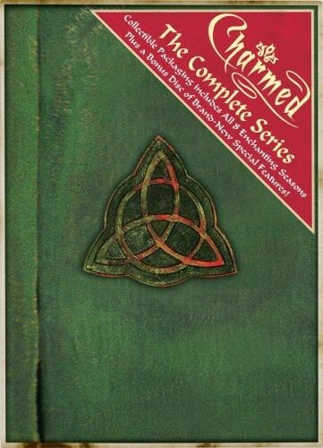Charmed: The Complete Series [49 Discs] [Book of Sha DVD Region 1