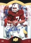John Elway Autograph Football Cards